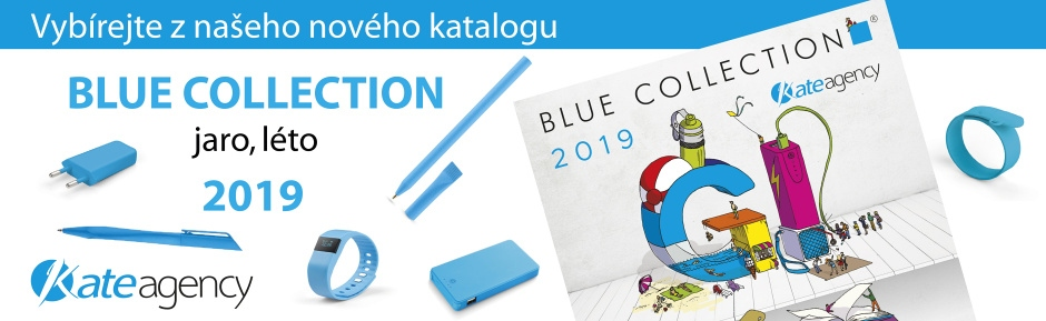 Katalog Blue Collection 2019