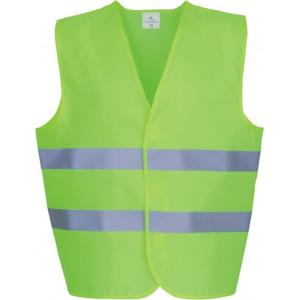 """Reklamní předmět """"Reflexní vesta"""" v barevné variantě olivová"""