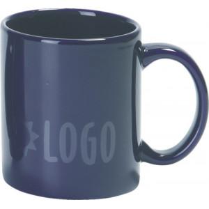 """Reklamní předmět """"Hrnek 310 ml"""" v barevné variantě námořnická modř"""