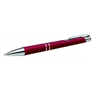 """Náhled reklamního předmětu """"Kovové kuličkové pero (propiska) Brush"""""""