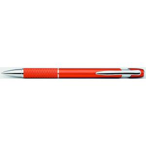 """Reklamní předmět """"Kuličkové pero"""" v barevné variantě žlutooranžová"""