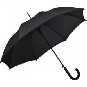 """Reklamní předmět """"Deštník automatic"""" v barevné variantě černá"""