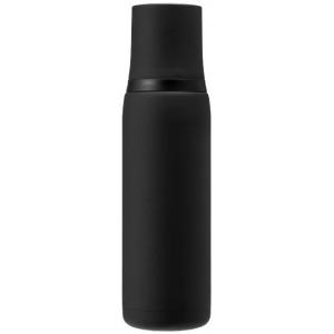 """Reklamní předmět """"Termoska 500 ml"""" v barevné variantě černá"""