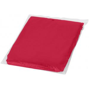 """Reklamní předmět """"Pláštěnka"""" v barevné variantě červená"""