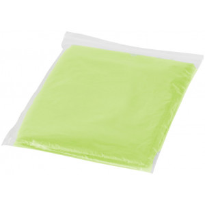 """Reklamní předmět """"Pláštěnka"""" v barevné variantě zelená"""