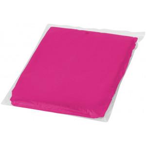 """Reklamní předmět """"Pláštěnka"""" v barevné variantě tmavě růžová"""