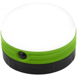 """Reklamní předmět """"Campingová svítilna"""" v barevné variantě tmavě zelená/černá"""