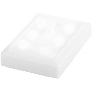 """Reklamní předmět """"LED světlo"""" v barevné variantě bílá"""