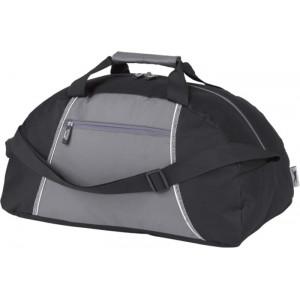 """Reklamní předmět """"Slazenger sportovní taška"""" v barevné variantě černá"""