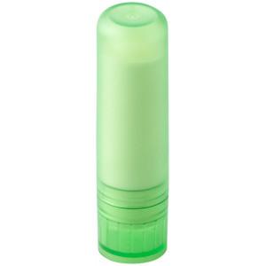 """Reklamní předmět """"Balzám na rty"""" v barevné variantě zelená"""