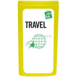 """Reklamní předmět """"Minisada na cesty"""" v barevné variantě žlutá"""