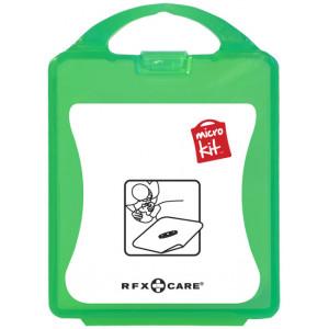 """Reklamní předmět """"Mikrosada maska k dýchání"""" v barevné variantě tmavě zelená"""
