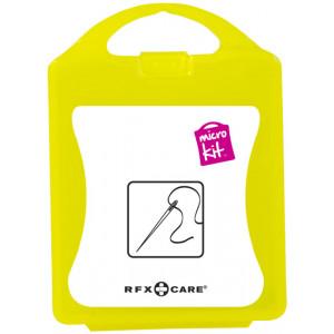 """Reklamní předmět """"Mikrosada na šití"""" v barevné variantě žlutá"""