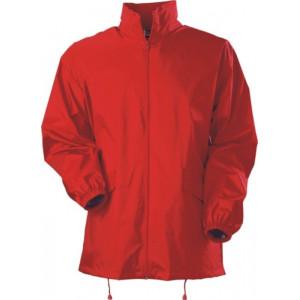 """Reklamní předmět """"Bunda US Basic Miami jacket"""" v barevné variantě tmavě červená"""