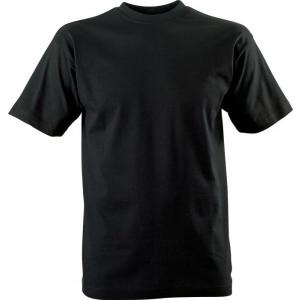 """Reklamní předmět """"Tričko Slazenger"""" v barevné variantě černá"""