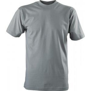 """Reklamní předmět """"Tričko Slazenger"""" v barevné variantě světle šedá"""