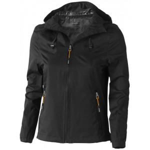 """Reklamní předmět """"Dámská bunda Elevate Labrador"""" v barevné variantě černá"""
