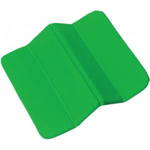 """Reklamní předmět """"Skládací podložka"""" v barevné variantě tmavě zelená"""