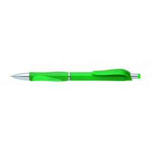 """Reklamní předmět """"Kuličkové pero s mikrohrotem"""" v barevné variantě tmavě zelená"""