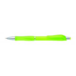 """Reklamní předmět """"Kuličkové pero s mikrohrotem"""" v barevné variantě zelená"""