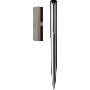 """Náhled reklamního předmětu """"Kuličkové pero Parker VECTOR stainless steel"""""""