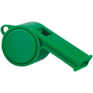 """Reklamní předmět """"Píšťalka"""" v barevné variantě tmavě zelená"""