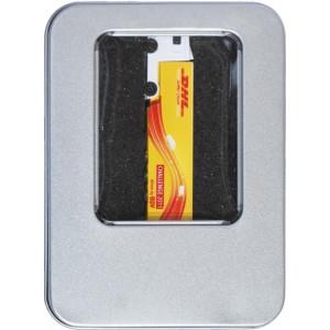 """Náhled reklamního předmětu """"Kovová krabička na flashdisk"""""""