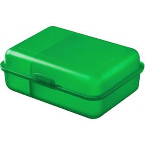 """Reklamní předmět """"Box na svačinu"""" v barevné variantě tmavě zelená"""