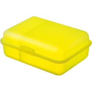 """Reklamní předmět """"Box na svačinu"""" v barevné variantě žlutá"""