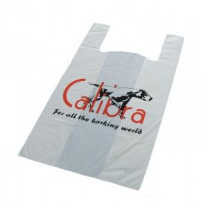 """Náhled reklamního předmětu """"Mikrotenová taška"""""""