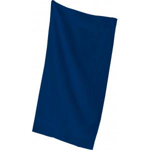 """Reklamní předmět """"Osuška Lux"""" v barevné variantě námořnická modř"""