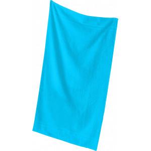 """Reklamní předmět """"Osuška Quality"""" v barevné variantě ocelově modrá"""