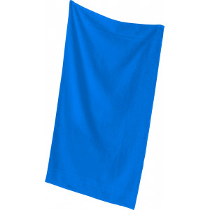 """Reklamní předmět """"Ručník Quality"""" v barevné variantě ocelově modrá"""