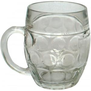 """Náhled reklamního předmětu """"Pivní sklo 0,5 l"""""""