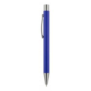 """Reklamní předmět """"Kuličkové pero"""" v barevné variantě námořnická modř"""