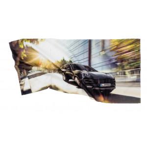 """Fotografie k reklamnímu předmětu """"Sportovní ručník MICROTECH, 50 x 100 cm, s ražbou loga"""""""