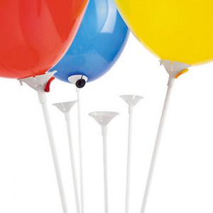 """Fotografie č. 1 k reklamnímu předmětu """"Plastový držák na balónek"""""""