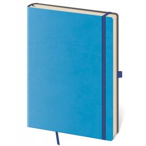 """Náhled reklamního předmětu """"Notes Flexies L 14,3x20,5 cm, čistý"""""""