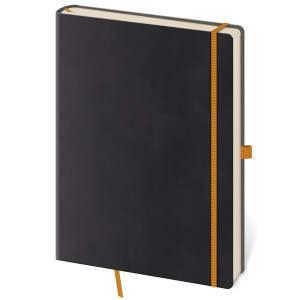 """Náhled reklamního předmětu """"Notes Flexies L 14,3x20,5 cm, tečkovaný"""""""