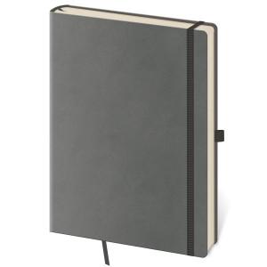 """Náhled reklamního předmětu """"Notes Flexies S 9x14 cm, tečkovaný"""""""