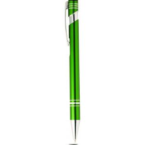 """Náhled reklamního předmětu """"Kovové kuličkové pero (propiska) Giant"""""""