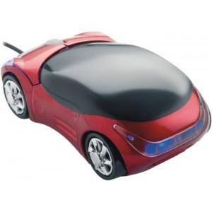 """Náhled reklamního předmětu """"Optická myš – auto"""""""