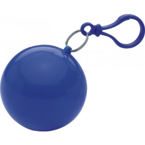 """Reklamní předmět """"Pláštěnka poncho"""" v barevné variantě námořnická modř"""