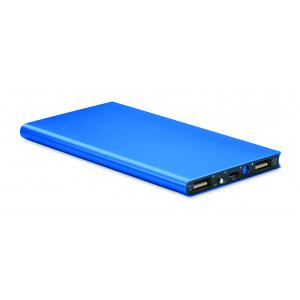 """Reklamní předmět """"Powerbank 8000 mAh"""" v barevné variantě modrá"""