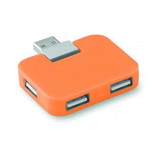 """Náhled reklamního předmětu """"USB hub"""""""