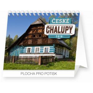 """Fotografie reklamního předmětu """"Stolní kalendář České chalupy 2016"""""""