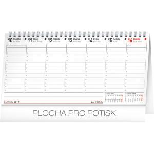 """Fotografie č. 1 k reklamnímu předmětu """"Stolní kalendář Plánovací 2019"""""""