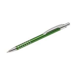 """Reklamní předmět """"Kovové kuličkové pero (propiska) Ringo"""" v barevné variantě tmavě zelená"""