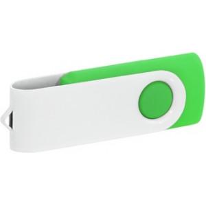 """Reklamní předmět """"Flashdisk USB 2.0"""" v barevné variantě žlutá/žlutozelená"""