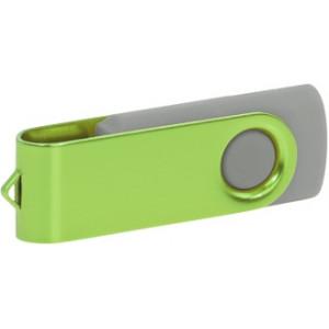 """Reklamní předmět """"Flashdisk USB 2.0"""" v barevné variantě růžová/námořnická modř"""